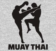 Muay Thai One Piece - Long Sleeve