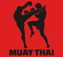 Muay Thai Baby Tee