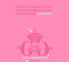 Girls Generation Sooyoung iPhone Case by goyangi