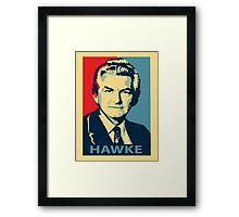 HAWKE'S HOPE Framed Print