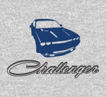 Dodge Challenger - 2 by TheGearbox