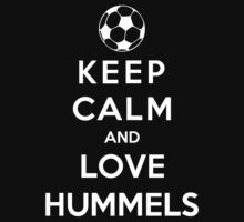 Keep Calm And Love Hummels by Phaedrart