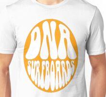 Orange DNA Surfboards circle Unisex T-Shirt