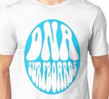 Blue DNA Surfboards circle Unisex T-Shirt
