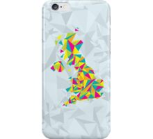 Abstract United Kingdom Bright Earth iPhone Case/Skin
