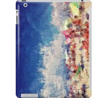 Memories tend to get blurred with the passing of time iPad Case/Skin