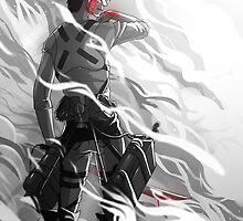 Eren  by D-oubleHelix