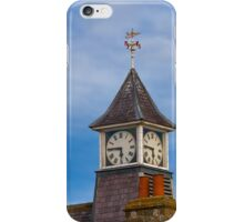 FINDHORN - CIMNEYS AND TIME 1746 iPhone Case/Skin