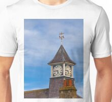 FINDHORN - CIMNEYS AND TIME 1746 Unisex T-Shirt