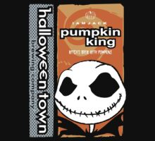 "Halloween Town ""Pumpkin King"" - Pumpkin Beer by BabyJesus"