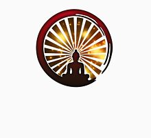 Enso Zen Circle, Meditation, Buddha, Buddhism, Japan, Sun T-Shirt