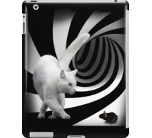 Cat and Mouse iPad Case/Skin
