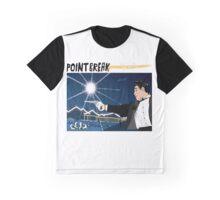 Poin Break 2015 Vaya Con Dios Graphic T-Shirt