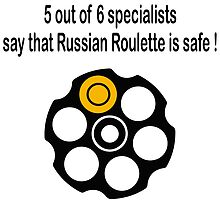Russian Roulette by masterchef-fr