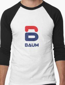 Royal Tenenbaum BAUM variation Men's Baseball ¾ T-Shirt