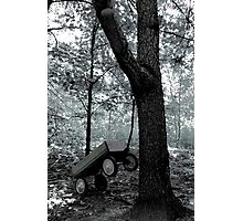 Childhood Recollections Photographic Print