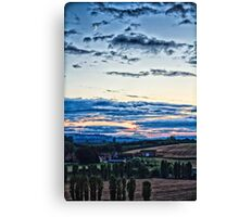 Almost Provence Canvas Print