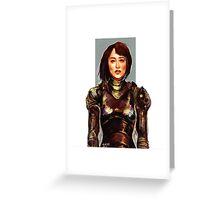 Mako Mori Greeting Card