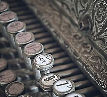 Old Cash Register by yvanc