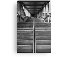 Going up ? Canvas Print