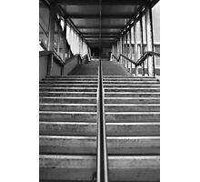 Going up ? Photographic Print