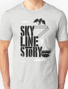 Sky Line Story T-Shirt