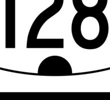 Utah 128 - Moab Sticker
