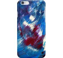 The chaos practice #17 - Crystallized Thoughts iPhone Case/Skin
