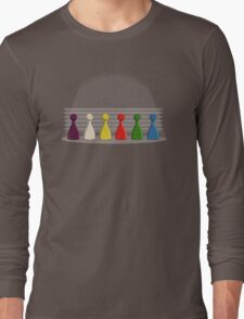 Cluedo Usual Suspects Long Sleeve T-Shirt