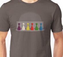 Cluedo Usual Suspects Unisex T-Shirt
