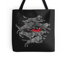 Run with the pack Tote Bag