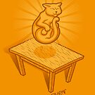 The Cat is over the Table by eXistenZ