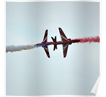 Red Arrows Crossover Poster