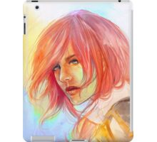 Lightning iPad Case/Skin
