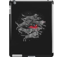 Run with the pack iPad Case/Skin