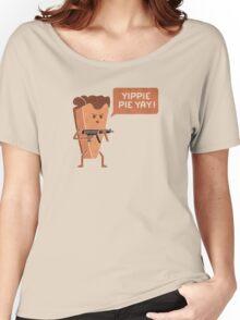 Pie Hard Women's Relaxed Fit T-Shirt