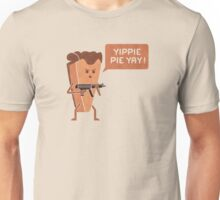 Pie Hard Unisex T-Shirt