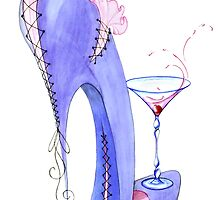 Pink Martini by Sally King