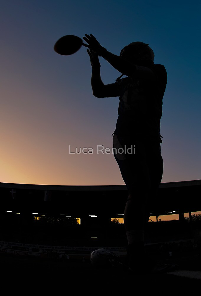 Football by Luca Renoldi