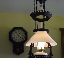 Lamp of 1910 by Kenneth Hoffman
