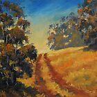 Eucalyptus Impressions by Steven Guy Bilodeau