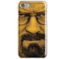 "Breaking Bad - Walter White (Bryan Cranston) ""The One Who Knocks"" iPhone Case/Skin"