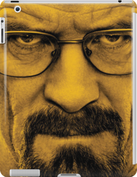 "Breaking Bad - Walter White (Bryan Cranston) ""The One Who Knocks"" by superstarink"