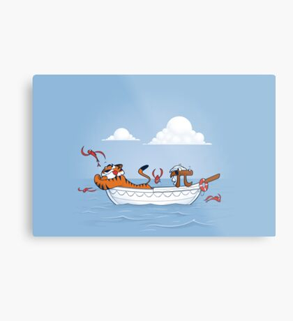 Life of Pi Metal Print