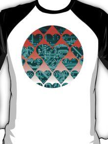 love circuit, cyan T-Shirt