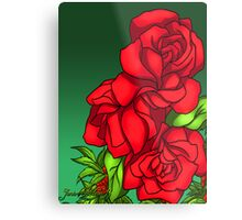 A Rose for any Occasion Metal Print