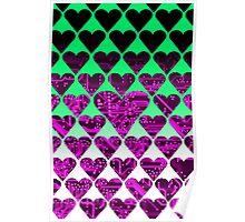 love circuit, violet Poster