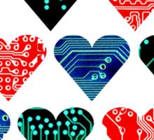 love circuit, Colors set 1 Sticker