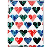 love circuit, Colors set 1 iPad Case/Skin