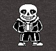 Skeleton Zipped Hoodie